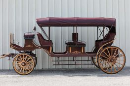 ROBERTS Hotel Coach, New - Never Hitched