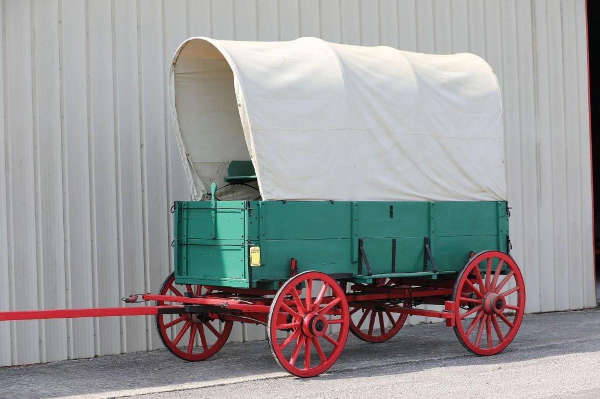 OWENSBORO Covered Wagon - Image 2 of 2