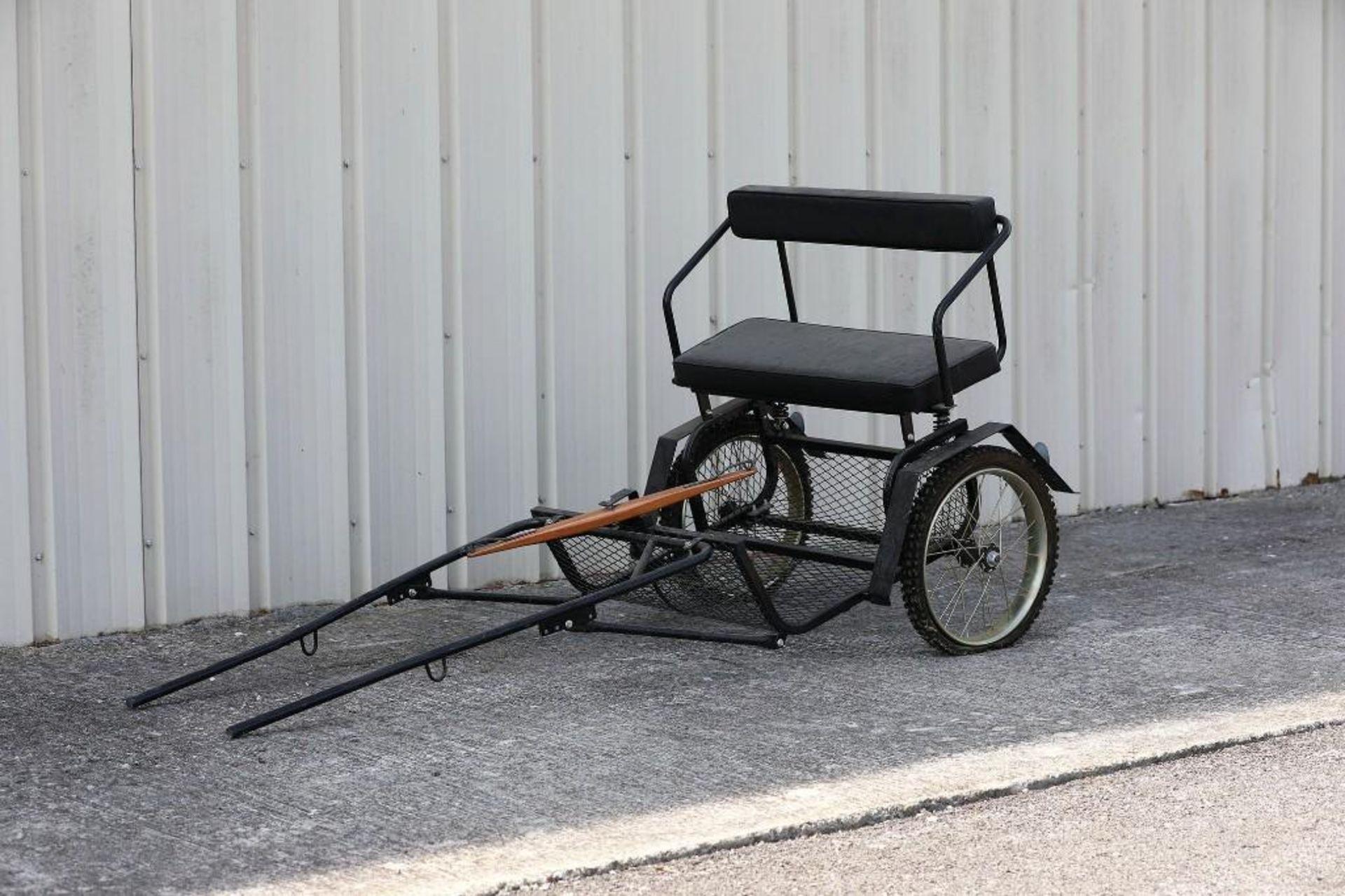 2-Wheel Pony Cart - Image 2 of 2