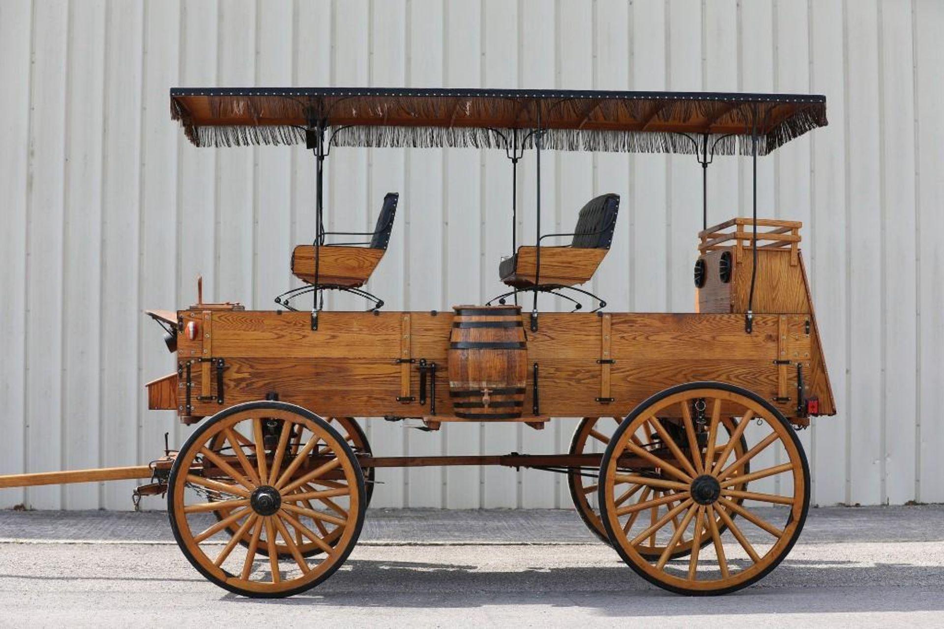 New Picnic Wagon, Fringe Top