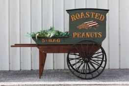 2-Wheel Peddler's Cart