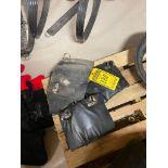 (4) Brahma Webb Collar Pads