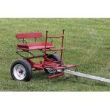2-Wheel Pioneer Fore Cart