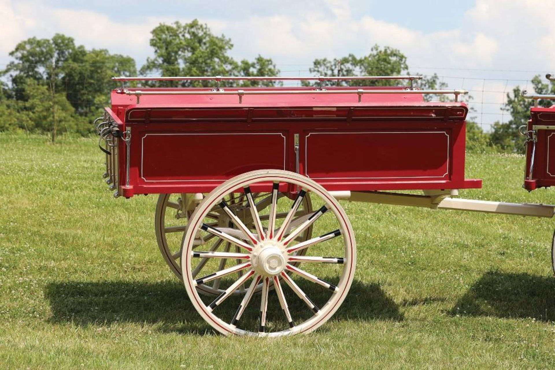 New HEINZ Wagon Cart by TROYERS
