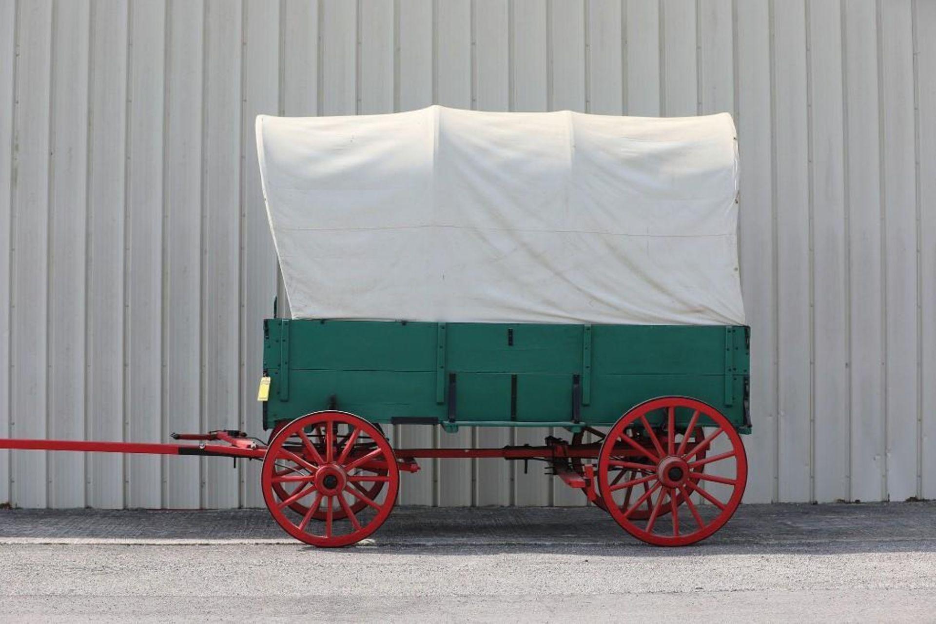 OWENSBORO Covered Wagon