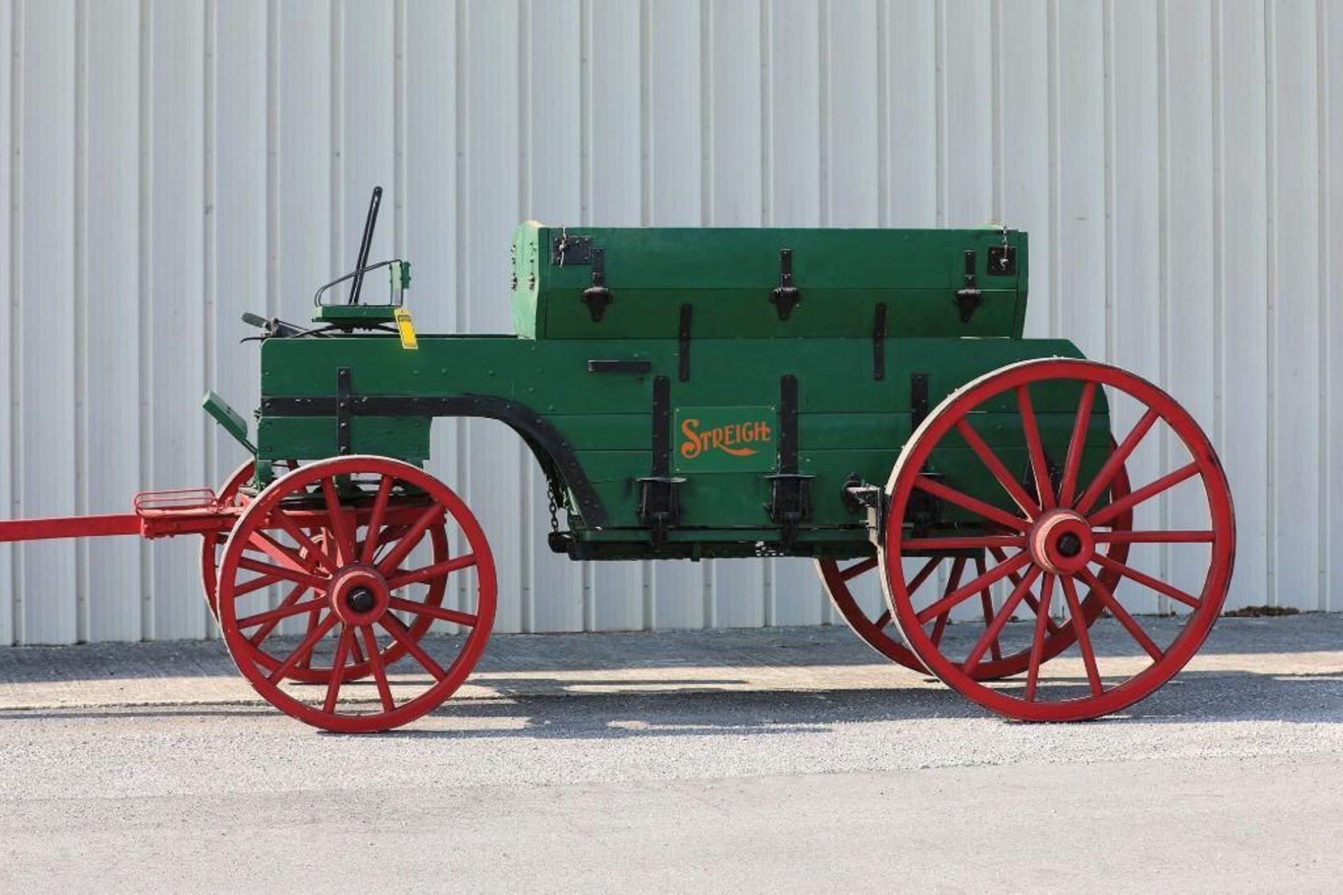 Streigh Bottom Dump, Gravel Wagon