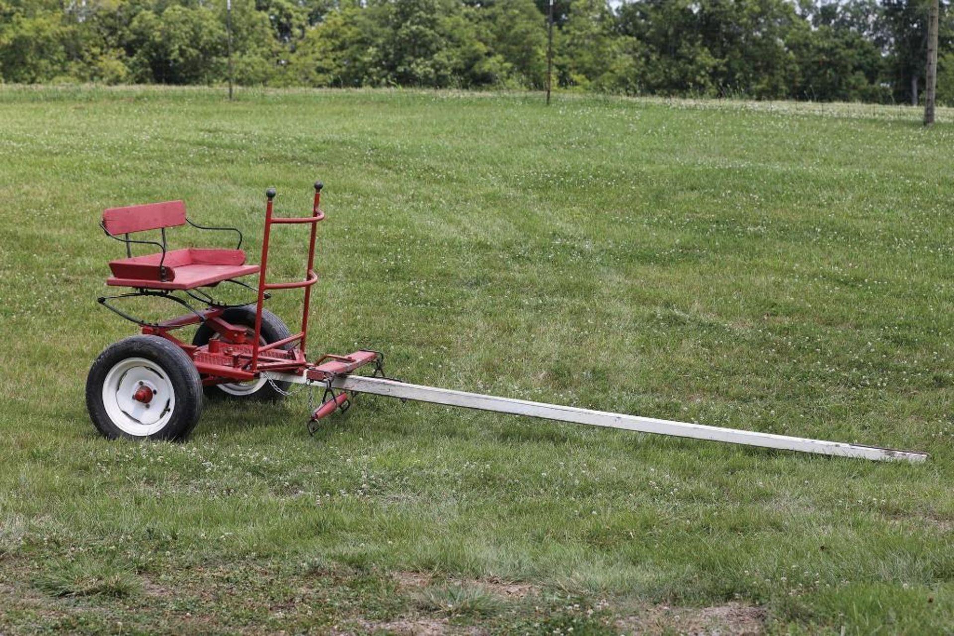 2-Wheel Pioneer Fore Cart - Image 2 of 2