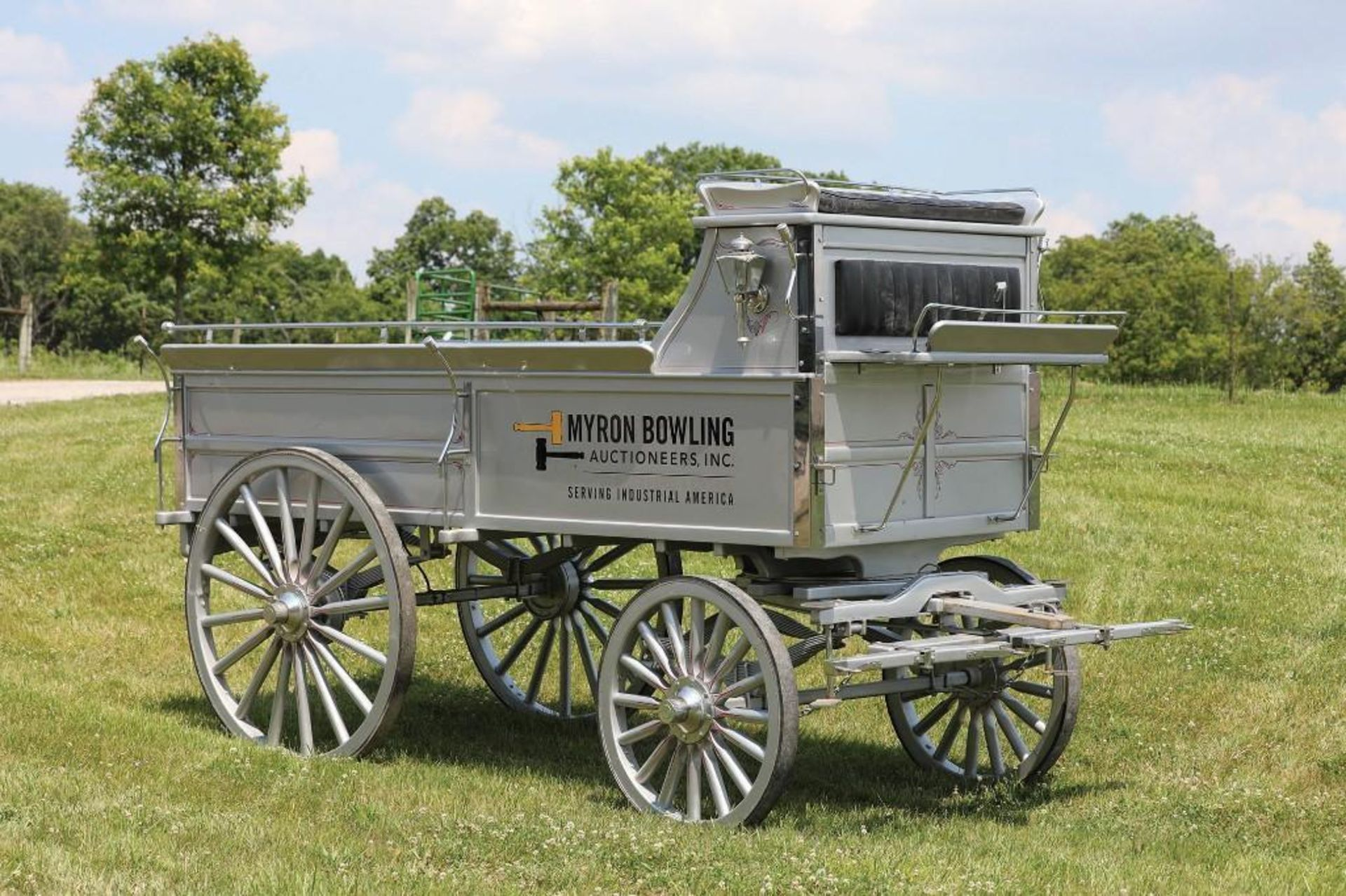 ROBERTS 5th Wheel Hitch Wagon, Setup for 6-Up - Image 2 of 2