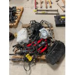 Assorted Misc. Driving Equipment incl. Bits, Harness Parts, Spare Harness, Leather Lines