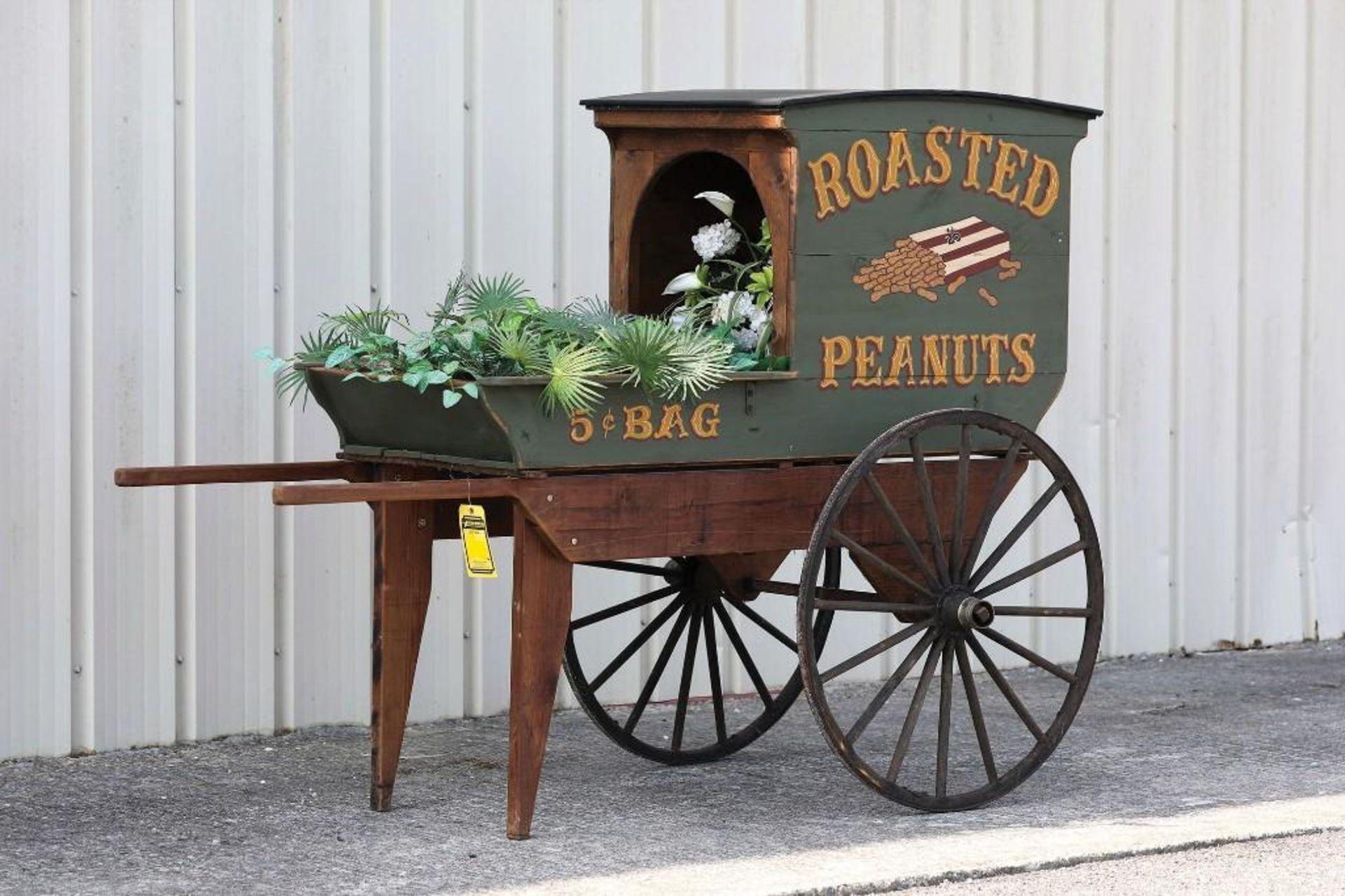 2-Wheel Peddler's Cart - Image 2 of 2