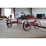 Farm Running Gear, Steel Wheels