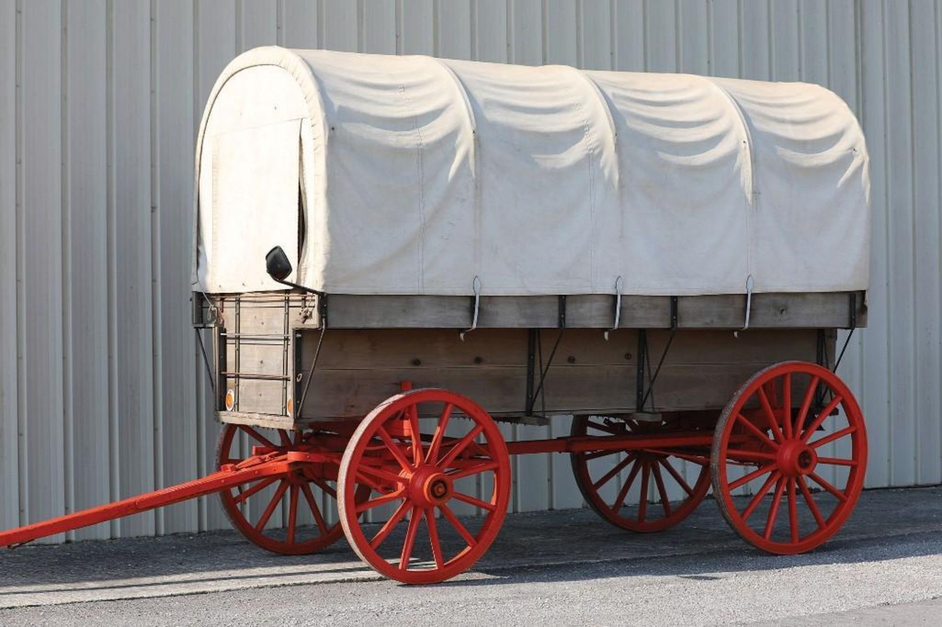 TURNBULL Covered Wagon - Image 2 of 2