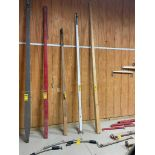 11' 6'' Carriage Pole, w/Steel Hold Back, 4-1/2'' Pintle Hitch