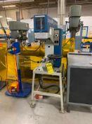 PEM-SERTER SERIES 4 INSERTION MACHINE, FOOT OPERATED, S/N S4J-4069