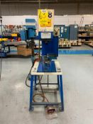 PEM-SERTER PS-4 INSERTION MACHINE, FOOT OPERATED, S/N D4-497
