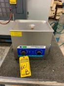 DK SONIC ULTRASONIC CLEANER, MODEL DK-1000H, 100-120V., HEATING POWER 300 WATTS