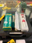 (4) ASSORTED EXTECH PH METERS