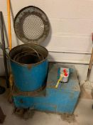 SMALL PARTS SPIN DRYER