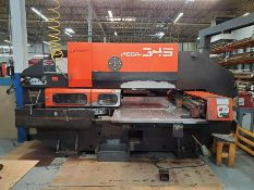 ***THIS IS A PARTIAL CATALOG, MORE LOTS TO COME*** AMADA PEGA 304050 33-TON TURRET PUNCH, S/N AQ4501