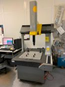 2000 BROWN & SHARPE MISTRAL 070705 CMM, TRAVELS: 660 MM X-AXIS, 710 MM Y-AXIS, AND 460 MM Z-AXIS, S/