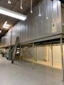 JORDAN COMPOSITES OVERHEAD DRYER, BOLTED METAL CONSTRUCTION, EST. 20'H X 10'W X 80'L OVERALL DIMENSI