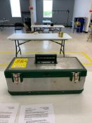 VICTOR JOURNEYMAN LL 540/510 TOOL BOX OUTFIT W/ 315FC