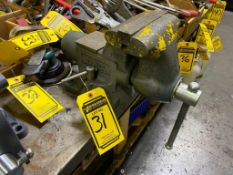 6-1/2'' JAW BENCH VISE