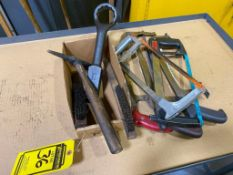 ASSORTED HACK SAWS