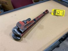 (2) 24'' PIPE WRENCHES
