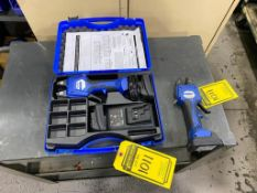 (2) THOMAS & BETTS ELECTRICAL CRIMPERS, BAT22-GNV2