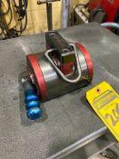 ALPHA WORKHOLDING SOLUTIONS EL-600 LIFTING MAGNET, 600 LB. CAP.