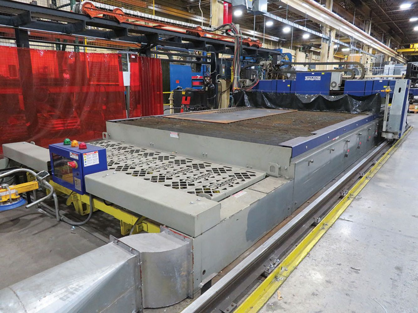 ABB MOTORS AND MECHANICAL INC. - DAY 4 OF 4 - World Class Electric Motor Manufacturer