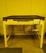 M&R STARLIGHT SCREEN ULTRAVIOLET MACHINES; MODEL SL314010L6ABL, S/N 161996699S, ULTRAVIOLET