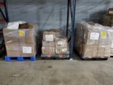 (45+/-) BOXES OF LARGE TOTE BAGS