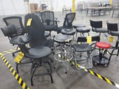 CHAIRS, BENCHES, STOOLS