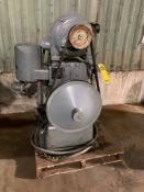F.J. STOKES MACHINE COMPANY VACUUM PUMP, 105 CFM CAPACITY, 3 HP