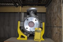 CHESTERTON 3'' X 2'' STAINLESS STEEL CENTRIFUGAL PUMP CASING, NEW