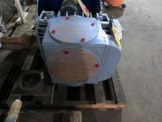 ROOTS DRESSER 8'' ROTARY LOBE PD BLOWER, MODEL 616DVJ V, NEW