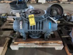 TUTHILL 8'' POSITIVE DISPLACEMENT LOBE BLOWER, MODEL 5516-85R3, NEW