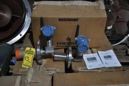 (7X) ROSEMOUNT 3051SAL2CD3A WIRELESS PRESSURE TRANSMITTER, NEW IN BOX