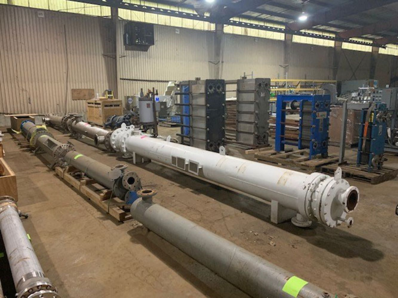 Eastern Surplus Assets, Inc. - Chemical Processing & Lab Equipment - DAY 1 OF 3, TIMED, ONLINE ONLY