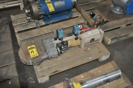 UNITED CONVEYOR 6'' ACTUATED KNIFE GATE VALVE, NEW