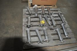 STAINLESS STEEL ALLEGHENY BRADFORD CO. IN-LINE FILTERS