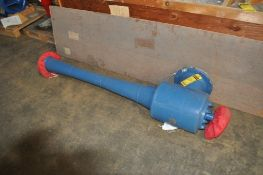 NITECH STEAM JET EJECTOR, MODEL: CTH, SIZE: 8, NEW