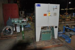 GALA UNDERWATER PELLETIZER, 2 HP, W/ CONTROL PANEL