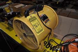 STRONGWAY 12'' UTILITY BLOWER, MODEL: 49945, 120 VAC, SPEED: 3,300 R/MIN, THERMALLY PROTECTED OUTDOO