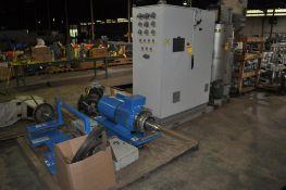 GALA UNDER WATER PELLETIZER, W/ CONTROL, MODEL: A5-PAC-7