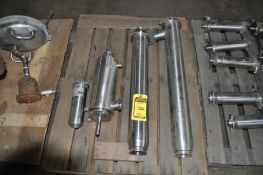 STAINLESS STEEL SANITARY IN-LINE FILTER