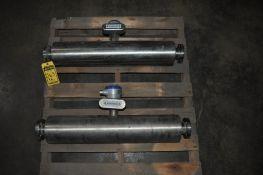(2X) KRONE FLOW METERS, OPTIMASS 7000 H40,