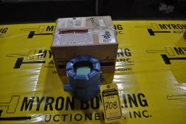 ROSEMOUNT ANALYTICAL INC. TWO WIRE CONDUCTIVITY TRANSMITTER, MODEL: 5081-T-HT, NEW IN BOX